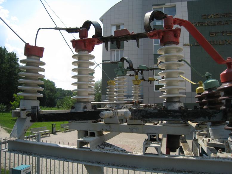 тока типа ШПЭ-11.